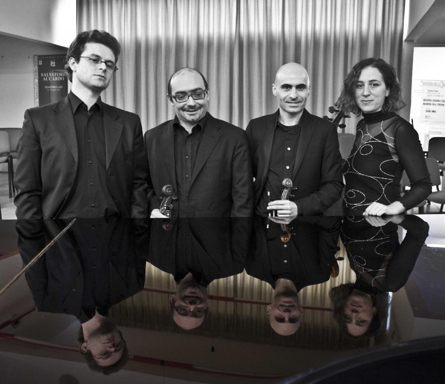 Quartetto Klimt - Chamber Music Masterclass