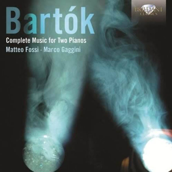 Bartók - Complete Music for Two Pianos