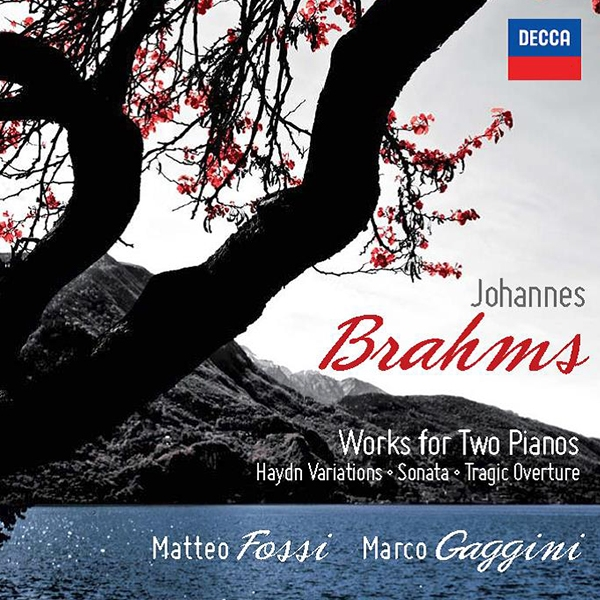 Brahms - Works for two pianos - Haydn Variations - Sonata op.34bis - Tragic Overture