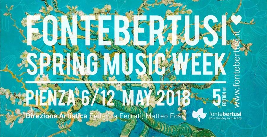 Fonte Bertusi Spring Music Week