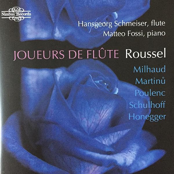 Roussel - Joueurs de Flûte