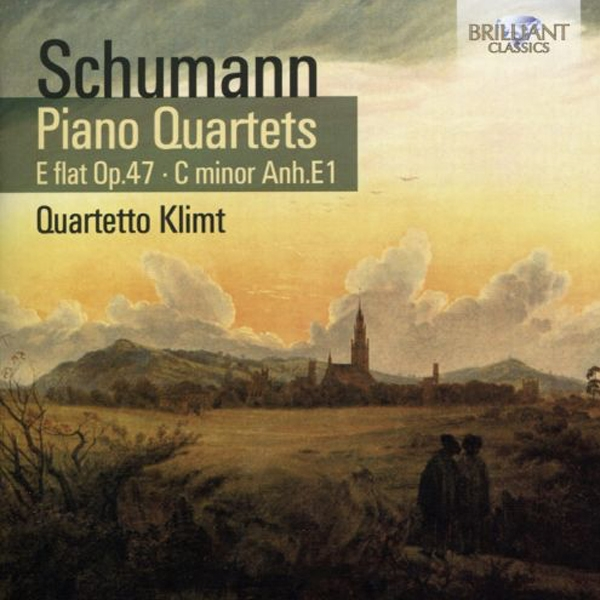 Robert Schumann: Piano Quartets